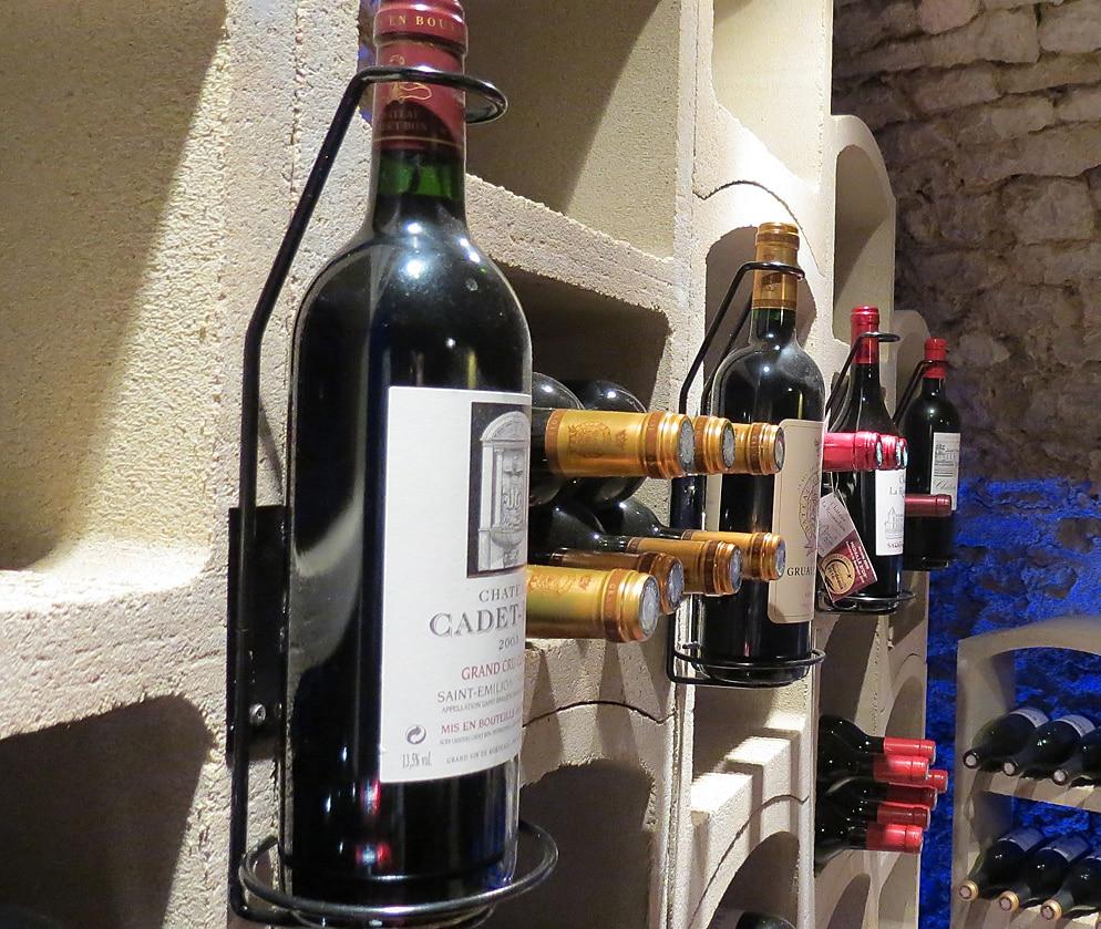 Porte bouteille vertical architecture de la maison - Casier a bouteilles vertical ...
